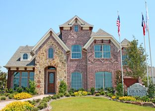 Middleton - Bower Ranch: Mansfield, Texas - Grand Homes