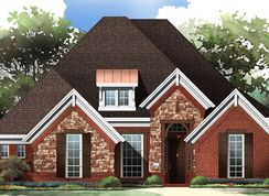 Tiffany II - Frisco Hills: Little Elm, Texas - Grand Homes