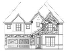 Charleston II - Lake Forest: McKinney, Texas - Grand Homes