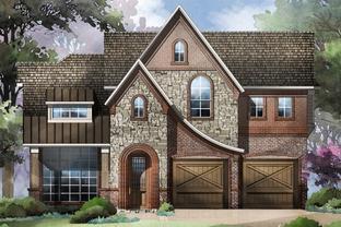 Grand Savannah - Lakes at Legacy: Prosper, Texas - Grand Homes