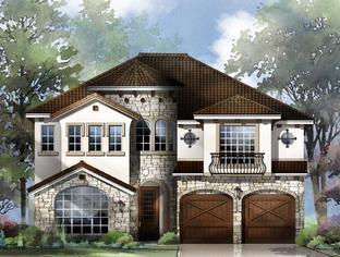 Rivercrest - 198 - Lake Forest: McKinney, Texas - Grand Homes
