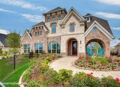 Alexandria II - 161 - Chadwick Farms: Roanoke, Texas - Grand Homes