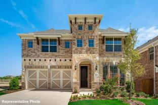 Charleston - Silverleaf Estates: Irving, Texas - Grand Homes