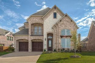 Edinbourgh III - Silverleaf Estates: Irving, Texas - Grand Homes
