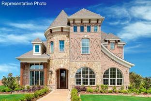 Grand Martinique - Wilmeth Ridge: McKinney, Texas - Grand Homes