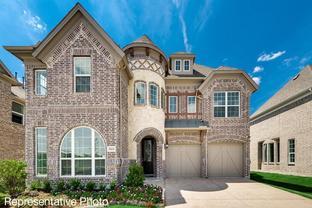 Grand Tour - Lakes at Legacy: Prosper, Texas - Grand Homes