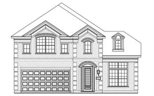 Sterling II - Dominion of Pleasant Valley: Wylie, Texas - Grand Homes