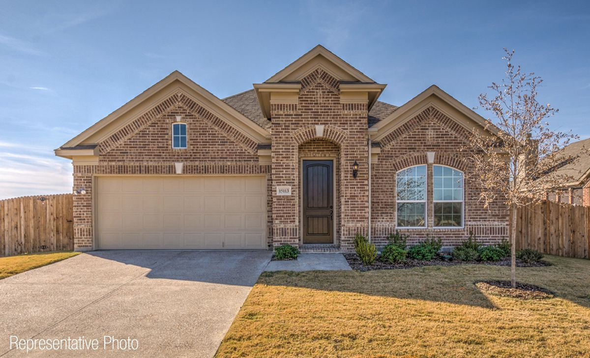 Exterior featured in the Wimberly-161 By Grand Homes in Dallas, TX