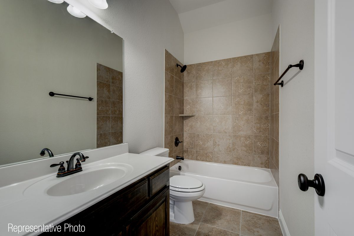 Bathroom featured in the Wimberly-161 By Grand Homes in Dallas, TX