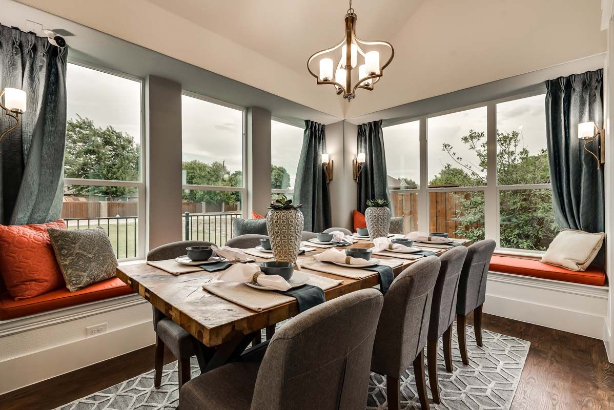 'Rivercrest Park' by Grand Homes in Dallas