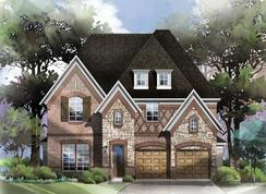 Grand Versailles - Silverleaf Estates: Irving, Texas - Grand Homes