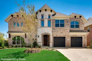 Hartford II - Dominion of Pleasant Valley: Wylie, Texas - Grand Homes