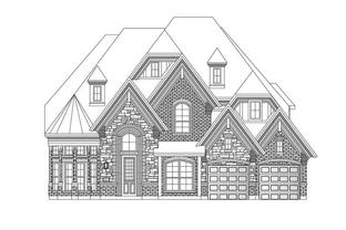 Grand Emerald III at South Pointe - South Pointe: Mansfield, Texas - Grand Homes