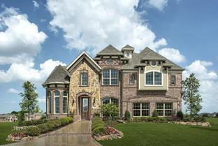 Grand Harrington - Frisco Hills: Little Elm, Texas - Grand Homes