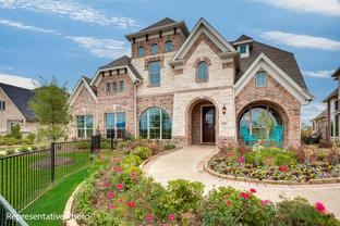 Alexandria II - 184 - Dominion of Pleasant Valley: Wylie, Texas - Grand Homes