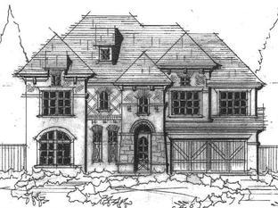 Hartford Mills II - Silverleaf Estates: Irving, Texas - Grand Homes