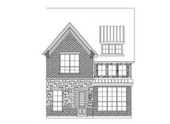 Gwen - Lake Forest Townhomes: McKinney, Texas - Grand Homes