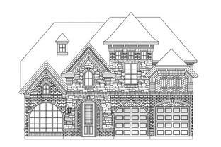 Alexandria II - 210 - Country Club Estates: Garland, Texas - Grand Homes