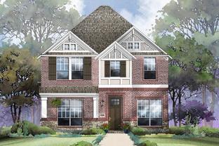 Belinda - 209 - Country Club Estates: Garland, Texas - Grand Homes