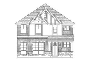 Drew - 209 - Country Club Estates: Garland, Texas - Grand Homes