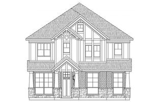 Evelyn - 209 - Country Club Estates: Garland, Texas - Grand Homes