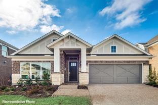 Grand Magnolia - 210 - Country Club Estates: Garland, Texas - Grand Homes