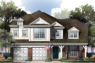 Trinity - 210 - Country Club Estates: Garland, Texas - Grand Homes