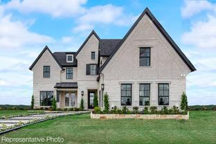Grand South Pointe - Chadwick Farms: Roanoke, Texas - Grand Homes