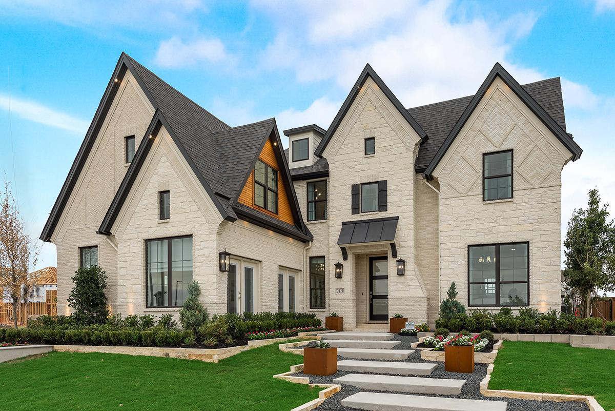 Exterior featured in the Grand Whitehall By Grand Homes in Fort Worth, TX