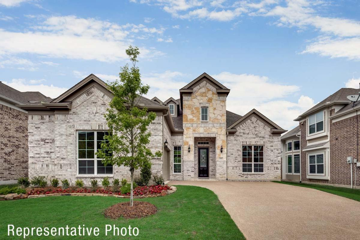 Exterior featured in the Grand Whitehall By Grand Homes in Dallas, TX