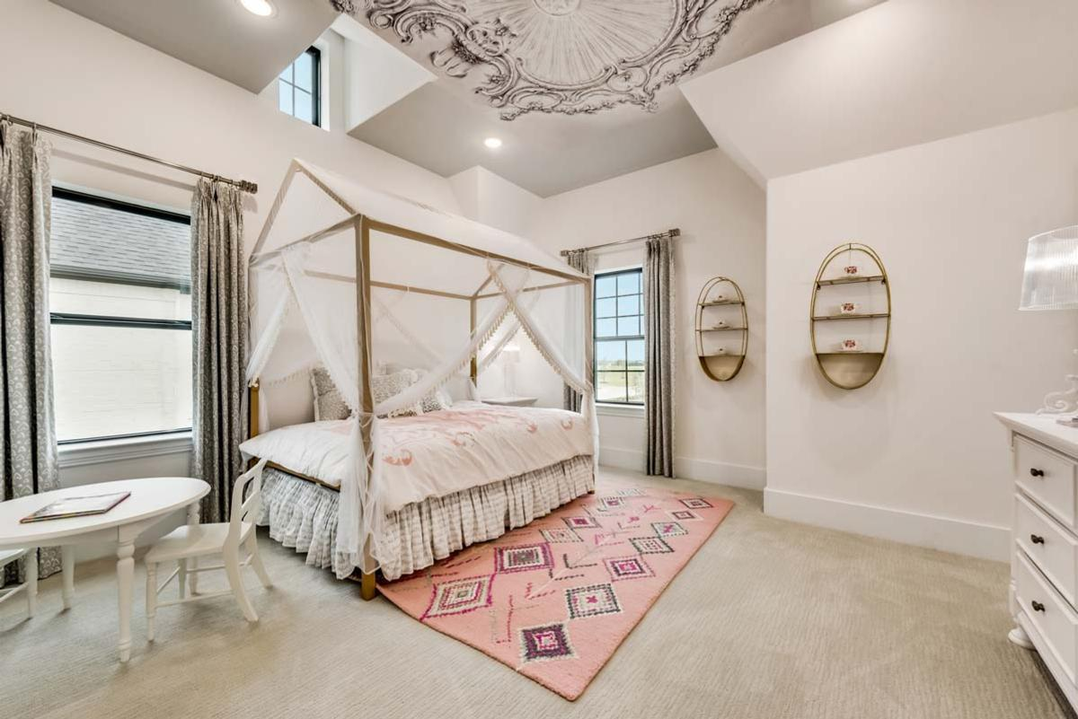 Bedroom featured in the Grand Whitehall - 3rd Car Garage By Grand Homes in Fort Worth, TX