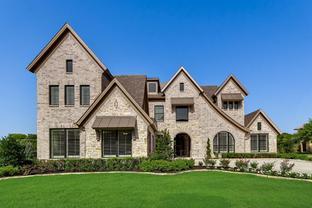 Grand Whitehall - 3rd Car Garage - Breezy Hill: Rockwall, Texas - Grand Homes