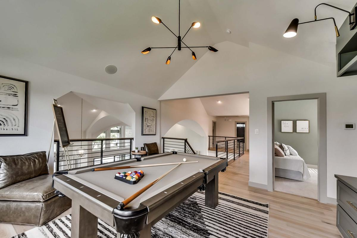 Living Area featured in the Grand Whitehall - 3rd Car Garage By Grand Homes in Fort Worth, TX