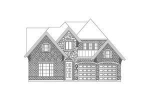 Abernathy III - Prairie Ridge: Midlothian, Texas - Grand Homes