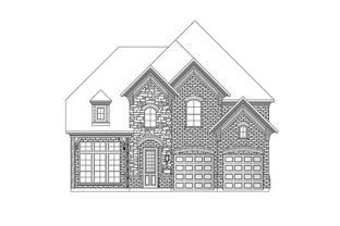 Alexandria IV - Prairie Ridge: Midlothian, Texas - Grand Homes