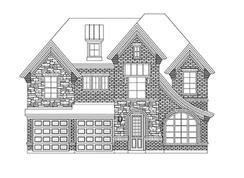 Whitehall II - Prairie Ridge: Midlothian, Texas - Grand Homes