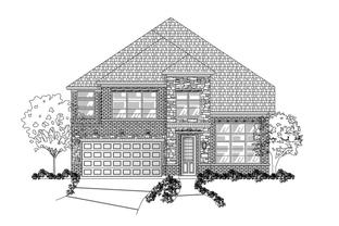 Trinity II - Prairie Ridge: Midlothian, Texas - Grand Homes