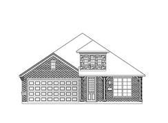 American Home - Country Club Estates: Garland, Texas - Grand Homes