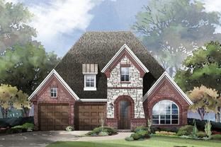 Grand Whitehall II - Heritage Ridge Estates: Plano, Texas - Grand Homes