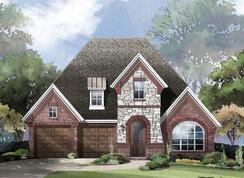 Grand Whitehall II - Dominion of Pleasant Valley: Wylie, Texas - Grand Homes