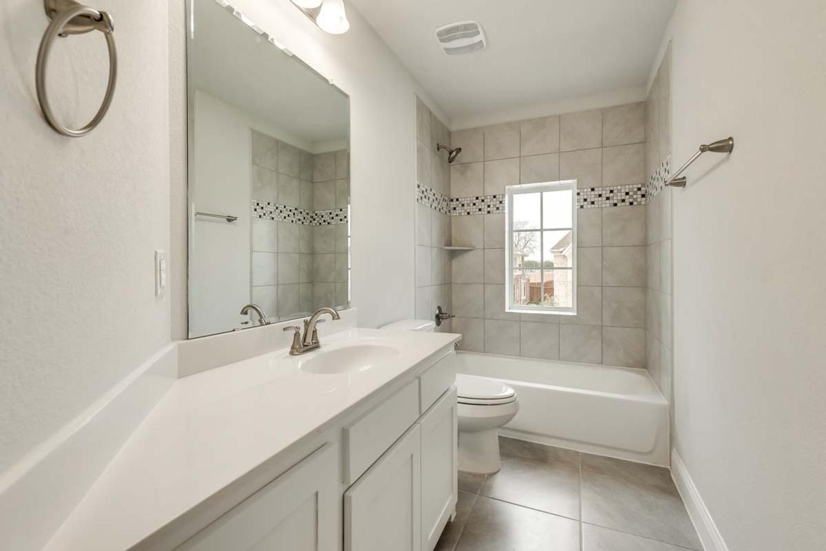 Bathroom featured in the Grand Tour By Grand Homes in Dallas, TX