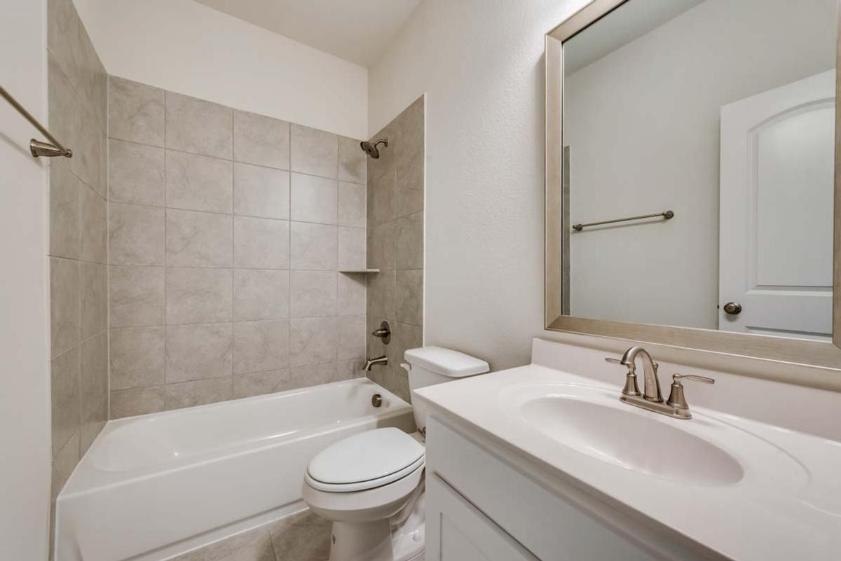 Bathroom featured in The River By Grand Homes in Dallas, TX