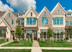 Faith III - Lake Forest Townhomes: McKinney, Texas - Grand Homes