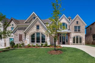 Provence II - Wilmeth Ridge: McKinney, Texas - Grand Homes