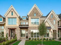Avignon - Lake Forest Townhomes: McKinney, Texas - Grand Homes