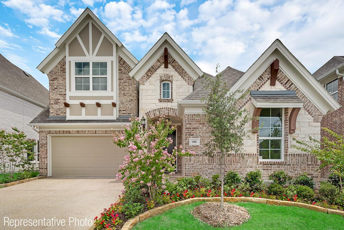 Exterior featured in The River By Grand Homes in Dallas, TX