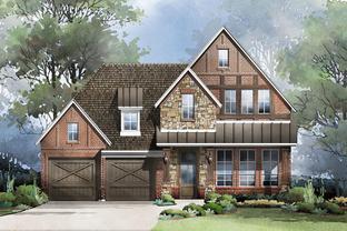 Grand Whitehall II - Silverleaf Estates: Irving, Texas - Grand Homes