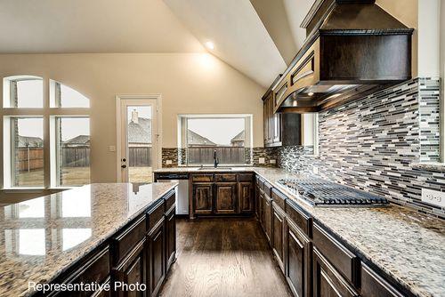 Kitchen-in-Brandonwood-at-Frisco Hills-in-Little Elm
