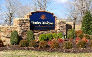 Bentley Meadows by Grant Construction in Clarksville Tennessee