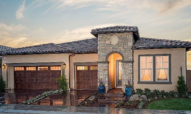 Bella:Santa Barbara Stone 2 - Elevation
